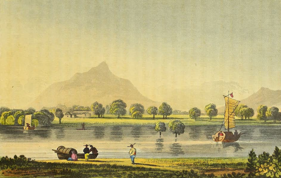 Narrative of a Journey in the Interior of China - Nan Wang Hoo (1818)