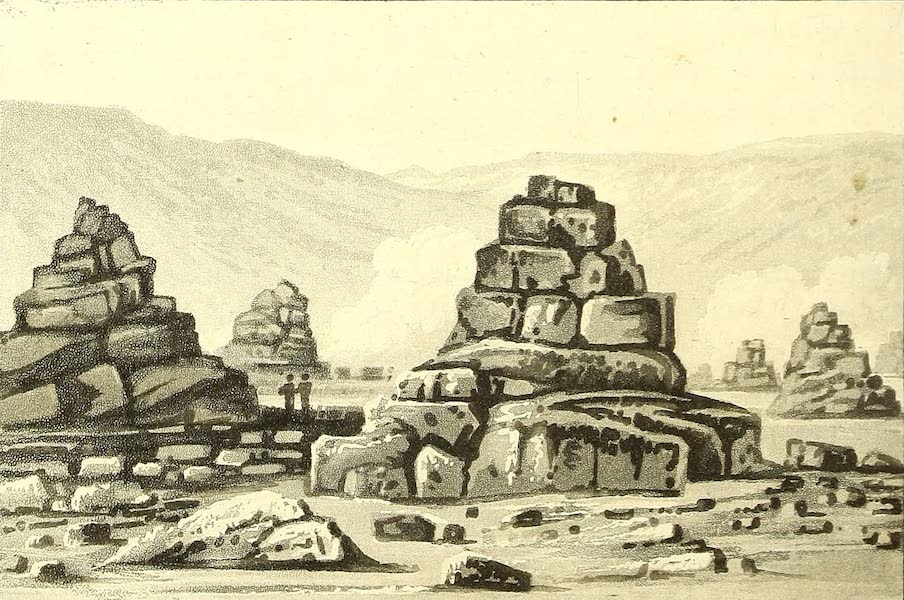 Narrative of a Journey in the Interior of China - Geological View of China [II] (1818)
