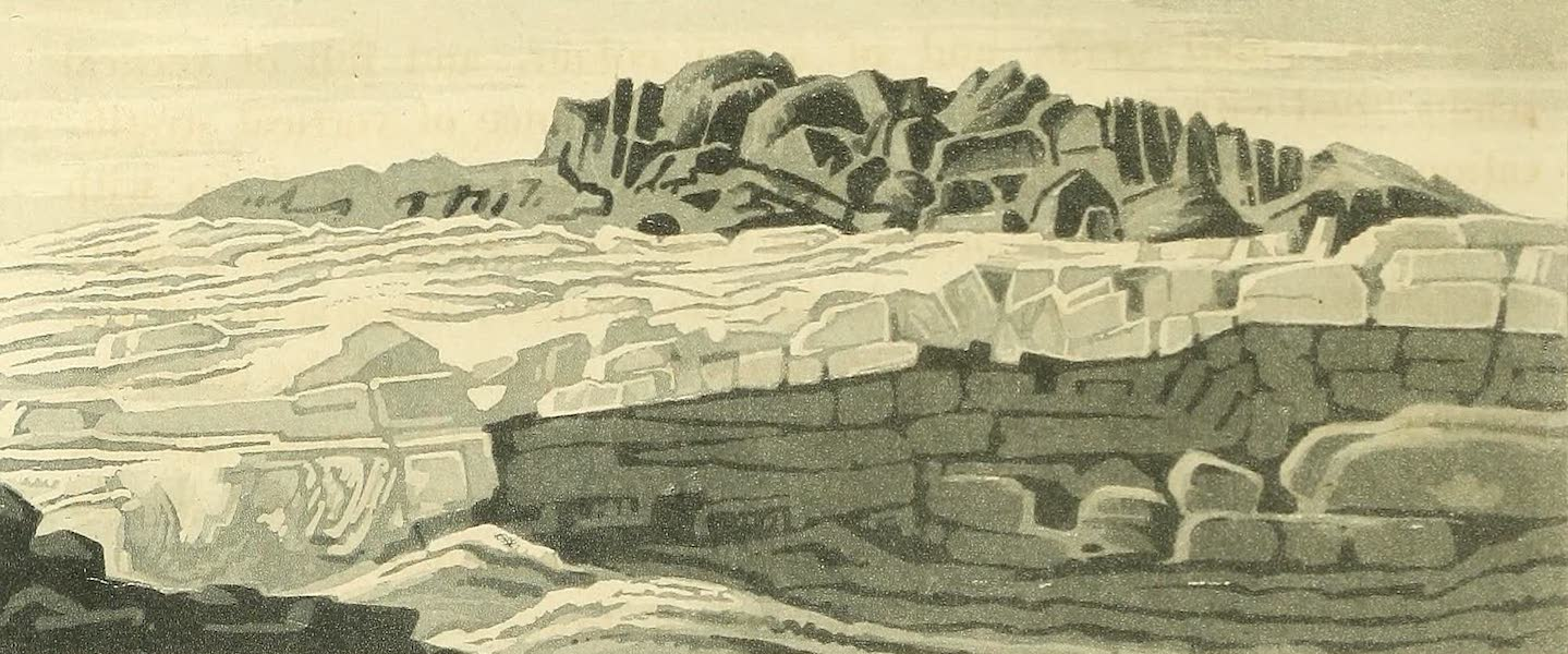 Narrative of a Journey in the Interior of China - Geological View at the Cape of Good Hope [I] (1818)