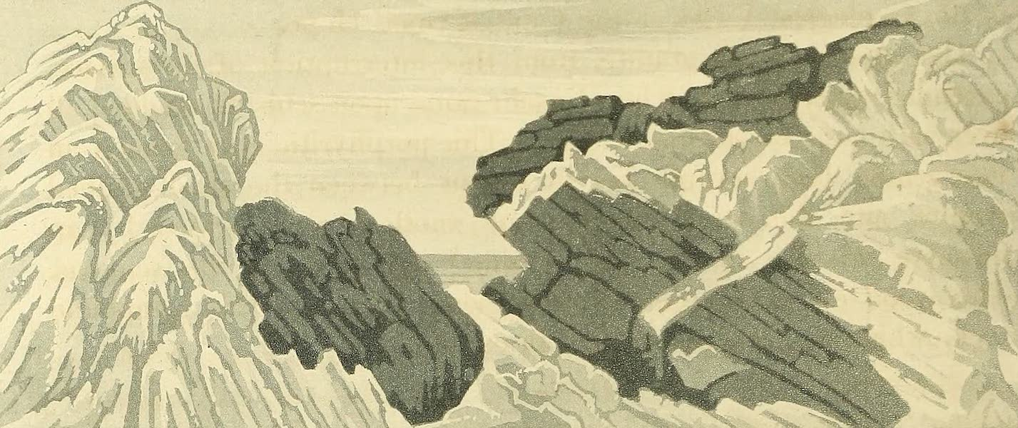 Narrative of a Journey in the Interior of China - Geological View at the Cape of Good Hope [II] (1818)