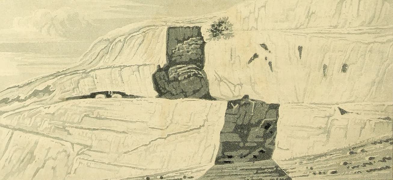Narrative of a Journey in the Interior of China - Geological View at the Cape of Good Hope [III] (1818)