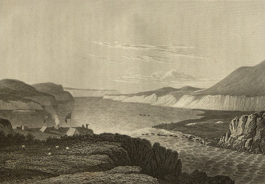 Narrative of a Journey to the Shores of the Polar Sea - Bloody Fall. July 11, 1821 (1823)