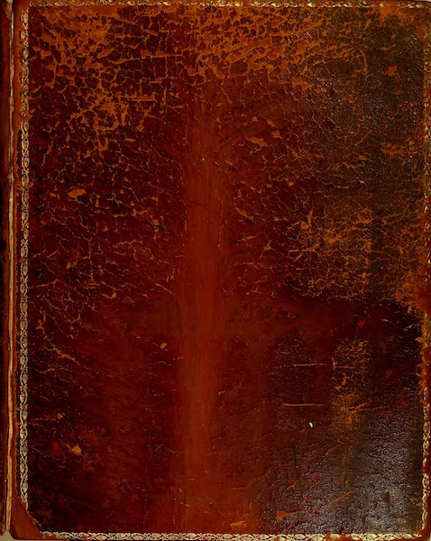 Narrative of a Second Voyage in Search of a North-West Passage Vol. 1 - Front Cover (1835)