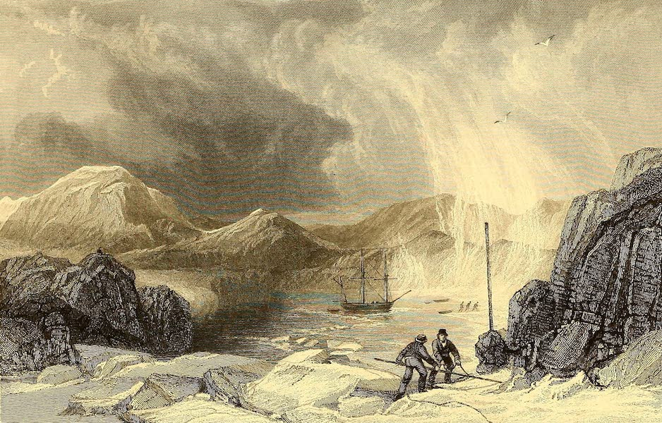 Narrative of a Second Voyage in Search of a North-West Passage Vol. 1 - Victoria Harbour (1835)