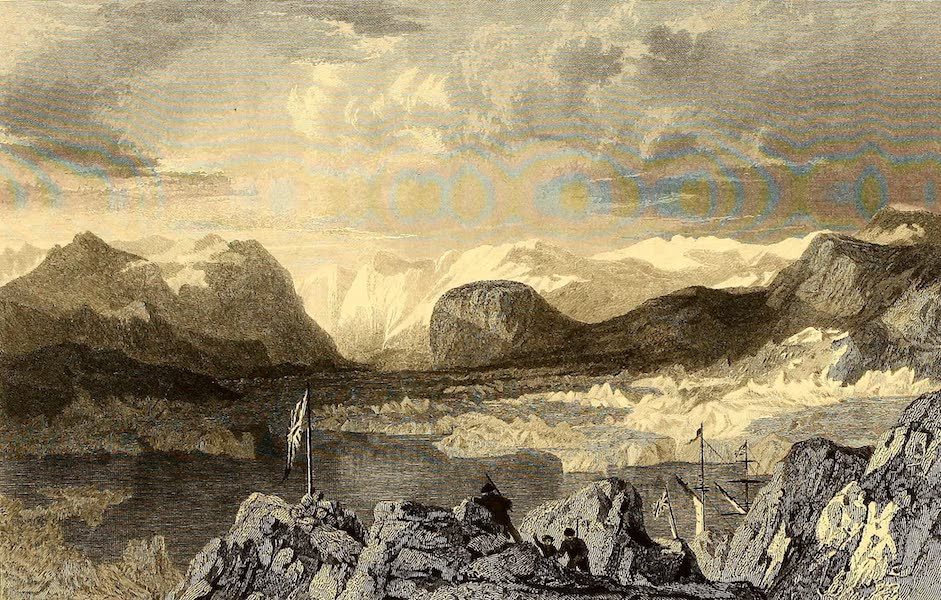 Narrative of a Second Voyage in Search of a North-West Passage Vol. 1 - Christian's Monument (1835)