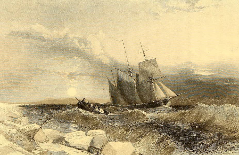 Narrative of a Second Voyage in Search of a North-West Passage Vol. 1 - The <i>Victory</i> (1835)