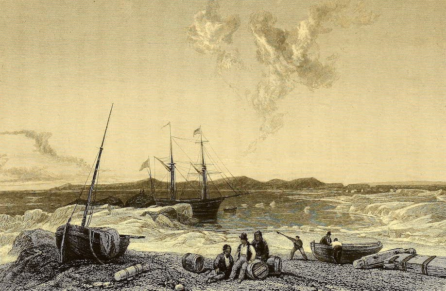 Narrative of a Second Voyage in Search of a North-West Passage Vol. 1 - Felix Harbour (1835)