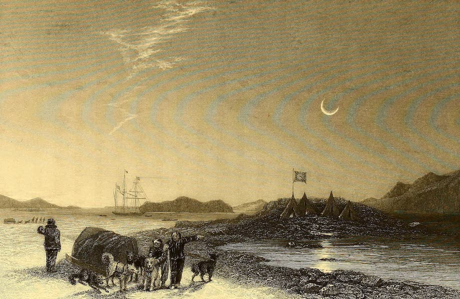 Narrative of a Second Voyage in Search of a North-West Passage Vol. 1 - Copeland Islands and Sheriff's Harbour (1835)