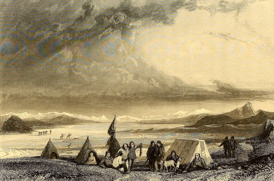 Narrative of a Second Voyage in Search of a North-West Passage Vol. 1 - The River Lindsay (1835)