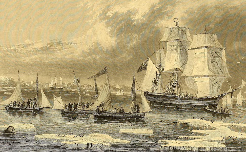 Narrative of a Second Voyage in Search of a North-West Passage Vol. 1 - The <i>Victory's</i> Crew Saved by the <I>Isabella</i> (1835)