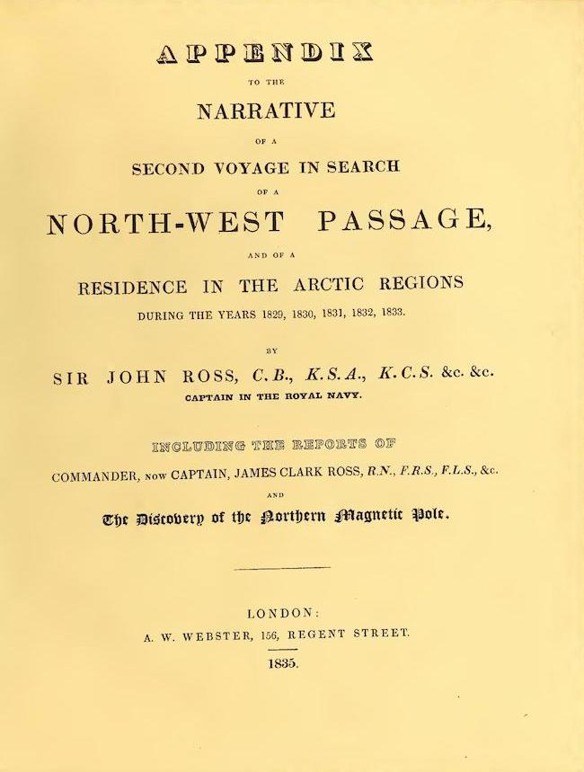 English - Narrative of a Second Voyage in Search of a North-West Passage Vol. 2