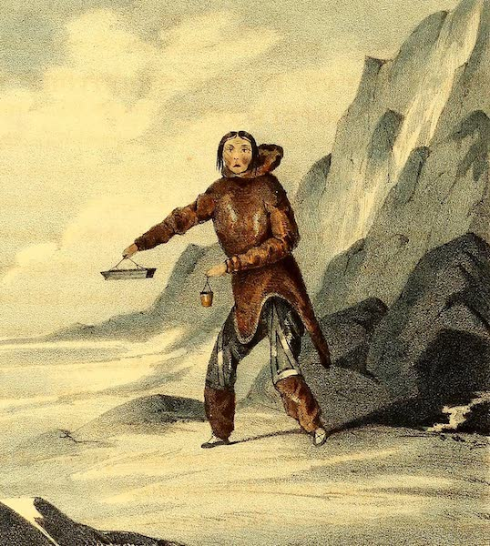 Narrative of a Second Voyage in Search of a North-West Passage Vol. 2 - Nimna Himna, called by the men