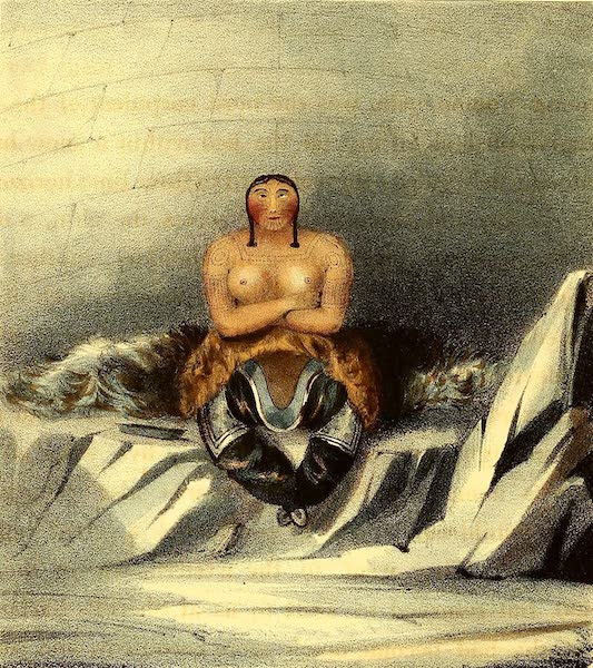 Narrative of a Second Voyage in Search of a North-West Passage Vol. 2 - Kemig (1835)