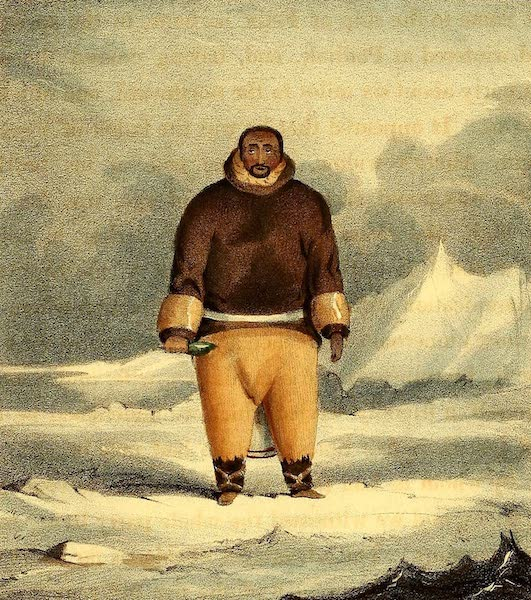 Narrative of a Second Voyage in Search of a North-West Passage Vol. 2 - Kanayoke (1835)