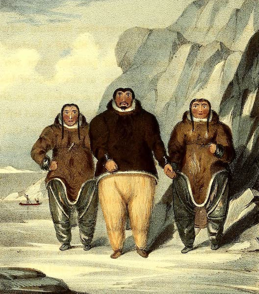 Narrative of a Second Voyage in Search of a North-West Passage Vol. 2 - Udlia, Awitigin and Palurak (1835)