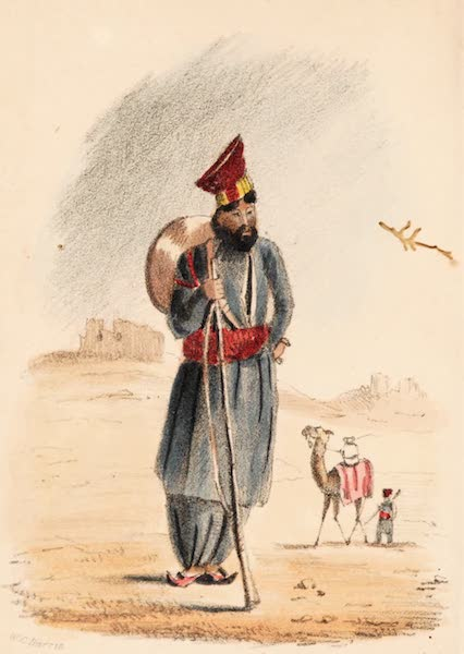 Narrative of a Visit to the Court of Sinde - A Common Class Sindean (1839)