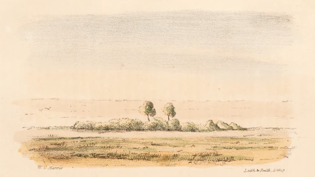 Narrative of a Visit to the Court of Sinde - Lah in the Desert (1839)