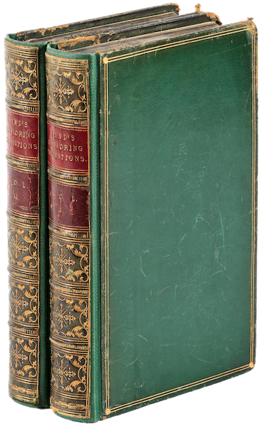 Narrative of the Canadian Red River Exploring Expedition Vol. 2 - Book Display (1860)