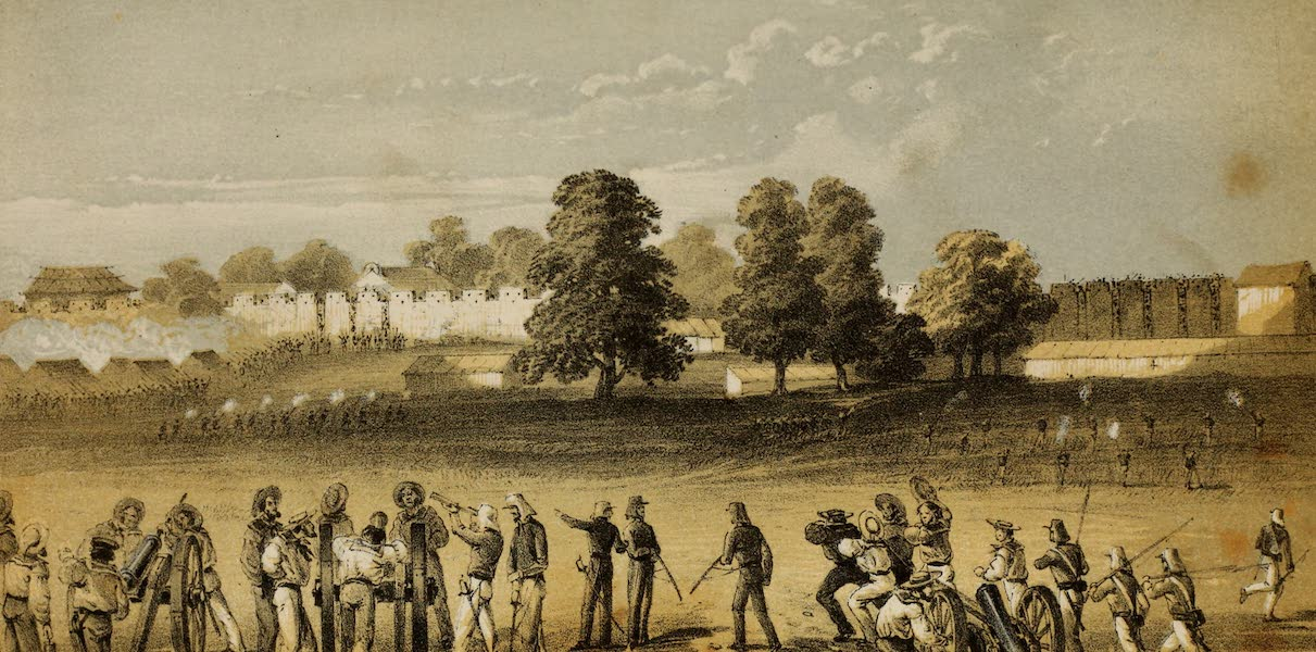 Narrative of the Earl of Elgin's Mission Vol. 1 - The Storming of Canton (1859)