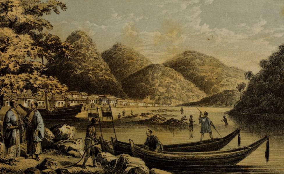 Narrative of the Earl of Elgin's Mission Vol. 2 - Simoda (1859)