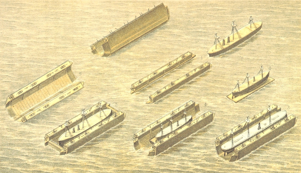 Narrative of the Voyage of H.M. Floating Dock