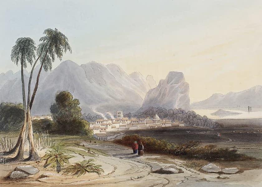 Narratives of South America - Pamplona (1836)