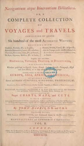 Exploration - Navigantium Atque Itinerantium Bibliotheca Vol. 2