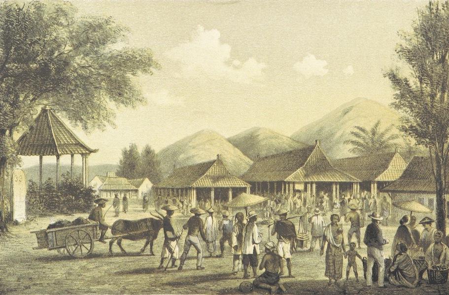 Neerlands-Oost-Indie Vol. 1 - De Bazar Te Buitenzorg (1859)