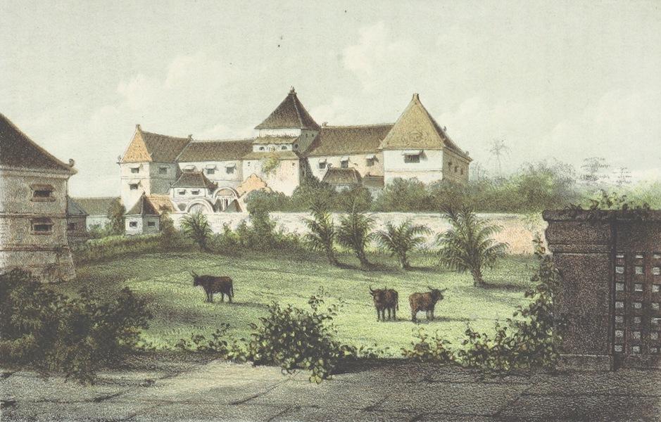Neerlands-Oost-Indie Vol. 1 - Het Waterkasteel Te Djokjakarta (1859)