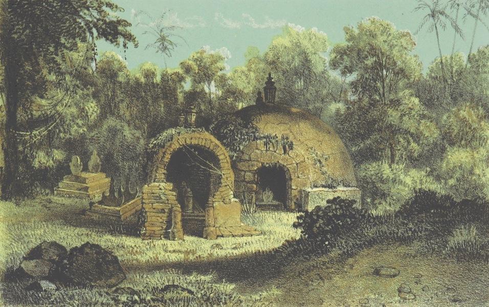 Neerlands-Oost-Indie Vol. 2 - Oude Vorstelijke Graven bij de Negorij Bima (1859)