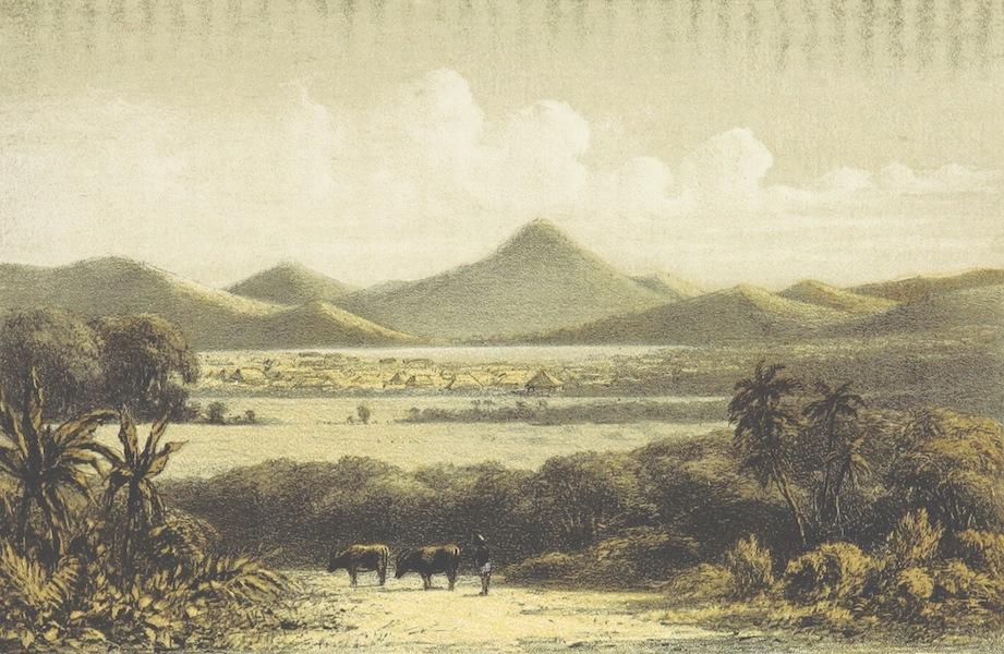 Neerlands-Oost-Indie Vol. 2 - Negorij En Het Meer Tondano (1859)