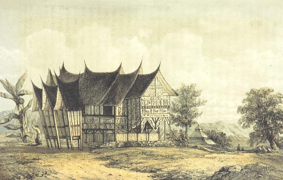 Neerlands-Oost-Indie Vol. 3 - Huis Van En Hoofd Padangsche Bovenlanden (1859)