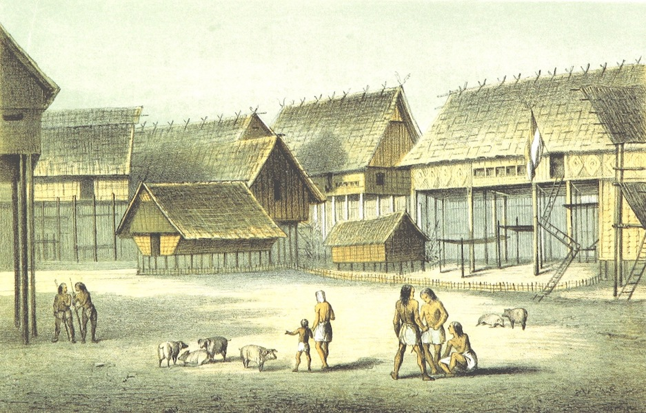 Neerlands-Oost-Indie Vol. 3 - Kotta Karingan - Oostkust Van Borneo (1859)