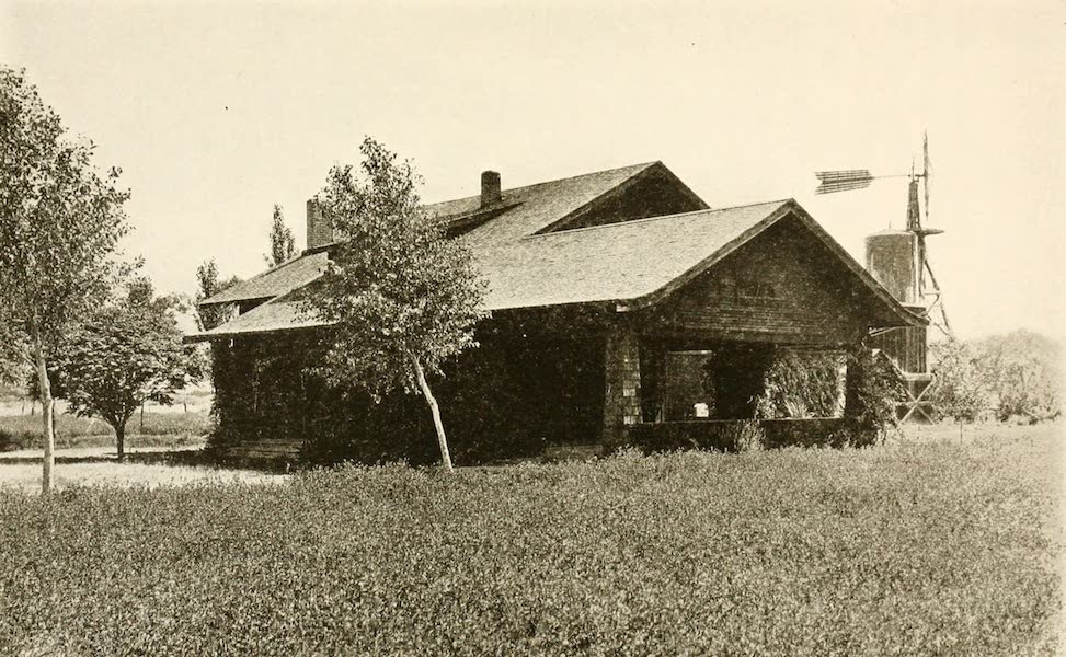 New Mexico, The Land of the Delight Makers - A Carlsbad Home (1920)