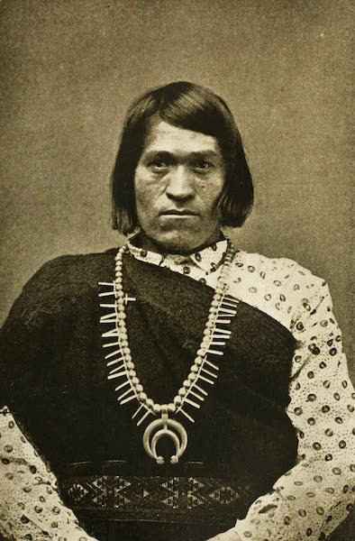 New Mexico, The Land of the Delight Makers - We-wha, the remarkable Zuni character who visited President Cleveland (1920)
