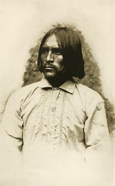 New Mexico, The Land of the Delight Makers - Zuni Nick, soon after he was tried as a Wizard (1920)