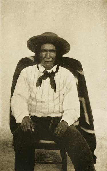 New Mexico, The Land of the Delight Makers - The Governor of Laguna (1920)