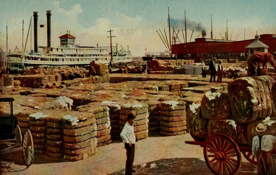 New Orleans, The Gateway to the Panama Canal - New Orleans Port [I] (1913)