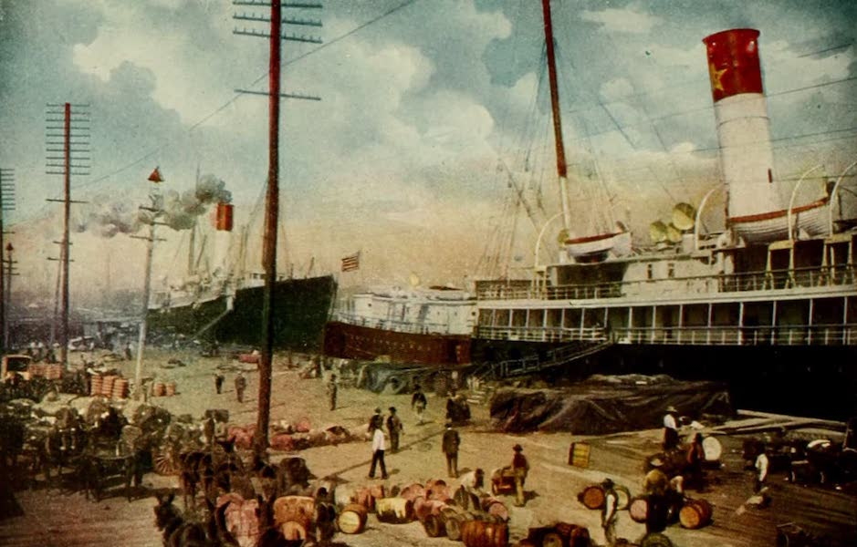 New Orleans, The Gateway to the Panama Canal - New Orleans Port [II] (1913)