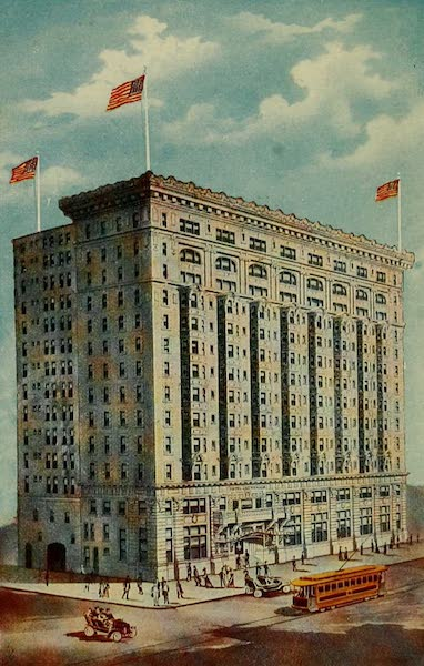 New Orleans, The Gateway to the Panama Canal - The Grunewald Hotel (1913)