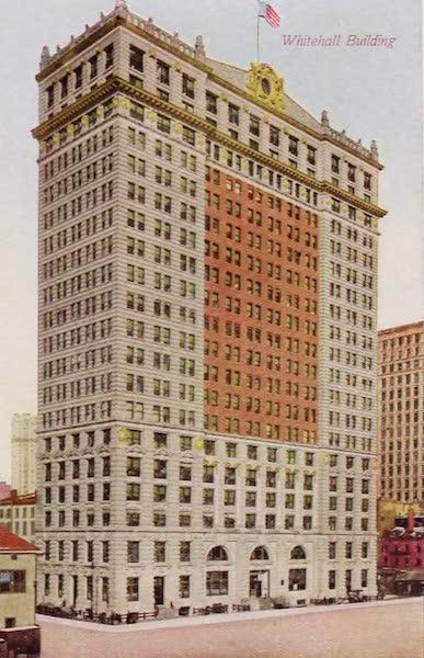 New York, The Empire City - Whitehall Building (1910)