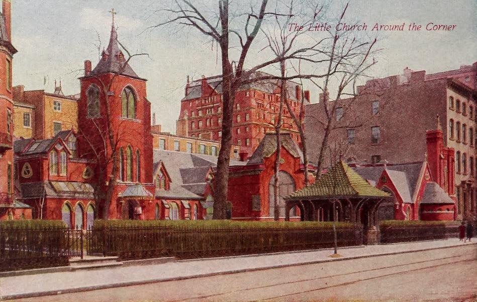 New York, The Empire City - The Little Church Around The Corner (1910)