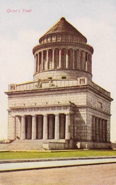 New York, The Empire City - Grant's Tomb (1910)