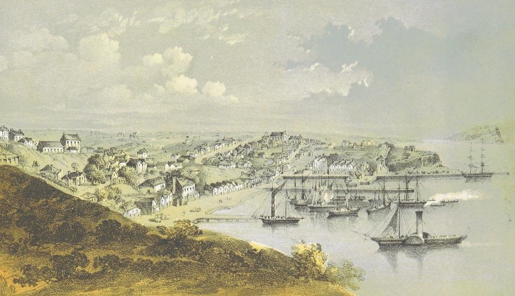 New Zealand; or Zealandia - Auckland (1857)