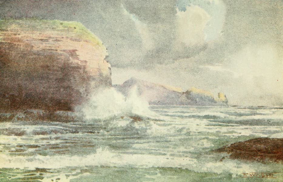 New Zealand, Painted and Described - Te-Wenga (1908)