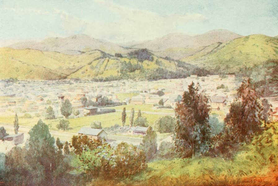 New Zealand, Painted and Described - Nelson (1908)