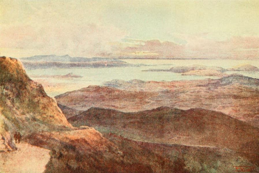 New Zealand, Painted and Described - Coromandel (1908)