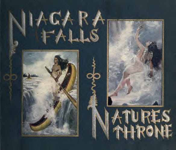 American Southwest - Niagara Falls, Nature's Throne
