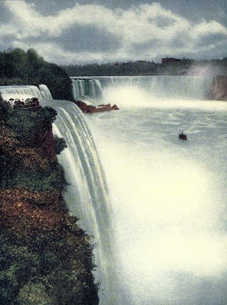 Niagara Falls, Nature's Throne - Prospect Point (1907)