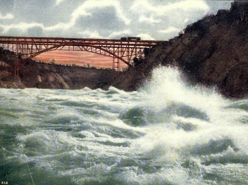 Niagara Falls, Nature's Throne - The Whirl-Pool Rapids (1907)